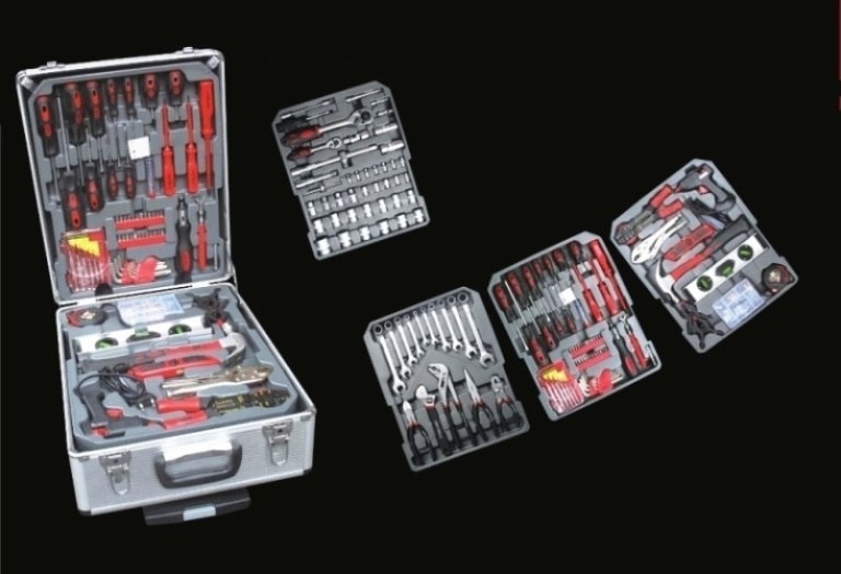 186pz TROLLEY SET